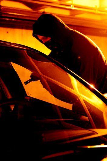 3M Automotive Security Film
